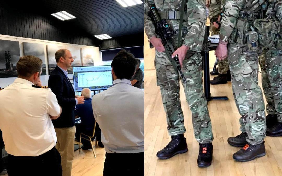 Axiamo PADIS demonstrated at NATO HFM-260